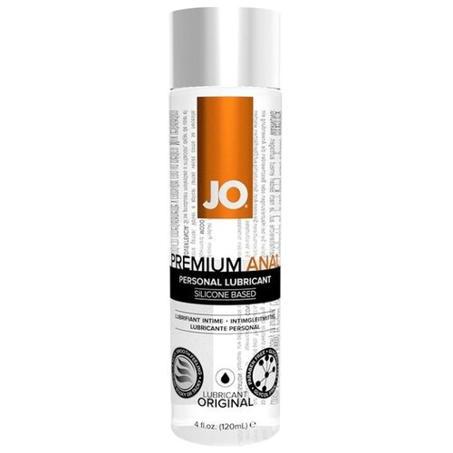 Гель-смазка JO Premium Anal Original 120 мл флакон