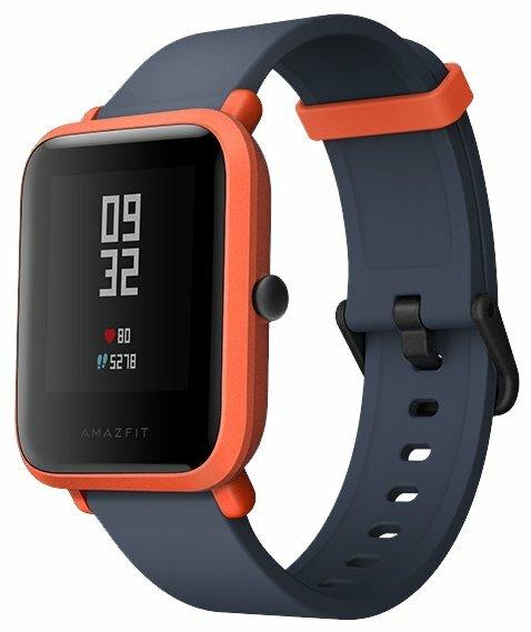 Часы Amazfit Bip оранжевый