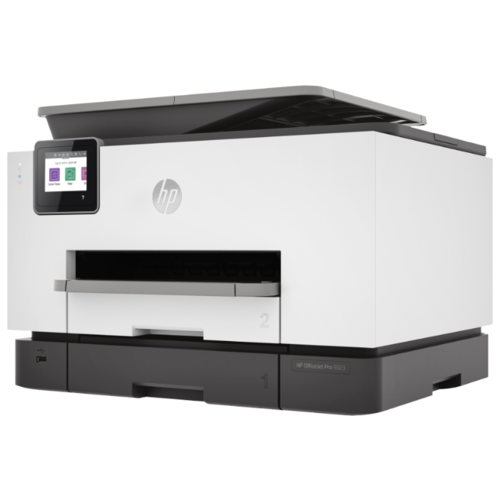 Фото - МФУ HP OfficeJet Pro 9023, чёрно-белый a7f64 60001 for hp officejet pro 8610 8620 8630 formatter board