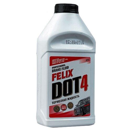 Тормозная жидкость FELIX DOT 4