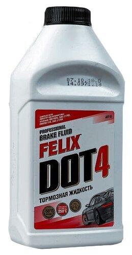 Тормозная жидкость FELIX DOT 4, 455 г