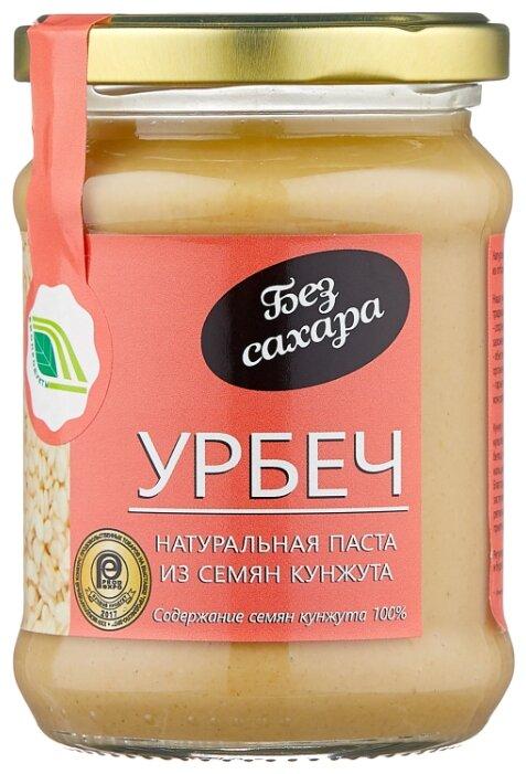 Биопродукты Урбеч натуральная паста из семян кунжута