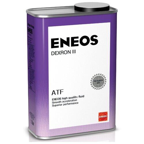 Трансмиссионное масло ENEOS ATF DEXRON-III 1 л