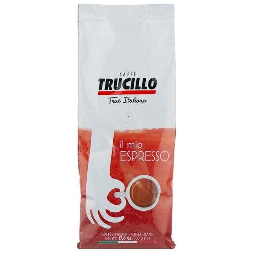 Кофе в зернах Trucillo Espresso Bar, арабика/робуста, 500 г фото