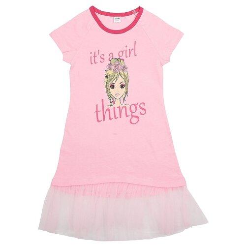 Купить Платье #Repost размер 110, розовый, Платья и сарафаны