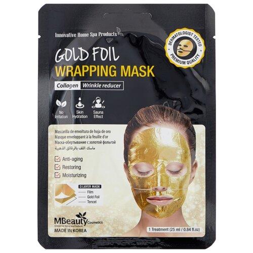 Маска Mbeauty Gold Foil 25 мл