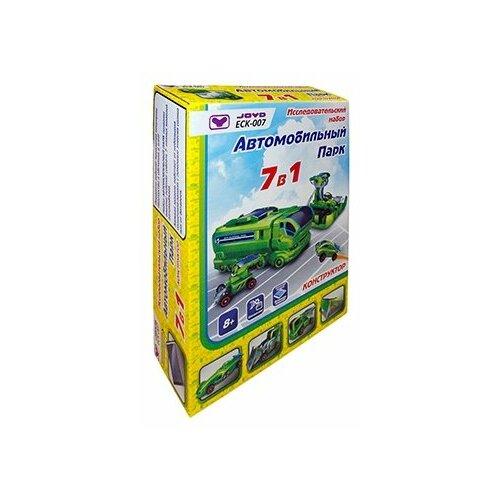 Конструктор JoyD ECK-007 Автомобильный парк 7в1