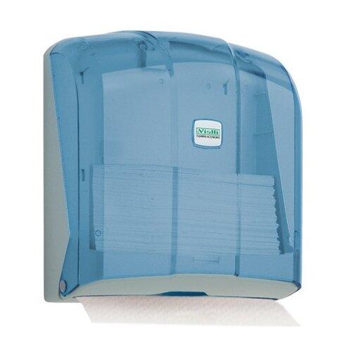 Диспенсер Vialli 45710-5104 (K4) голубой/серый