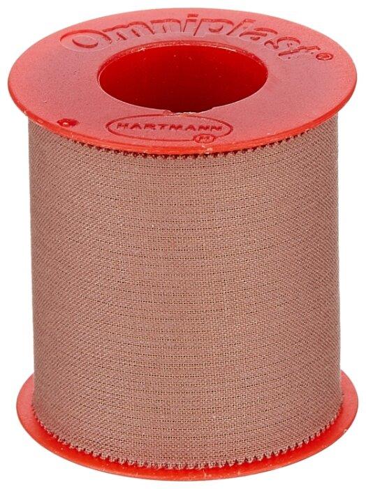 Hartmann OMNIPLAST пластырь фиксирующий текстильный без еврохолдера... — купить по выгодной цене на Яндекс.Маркете
