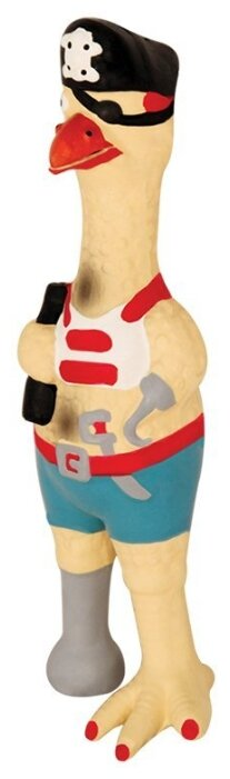 Игрушка для собак Triol Гусь-пират 12151060