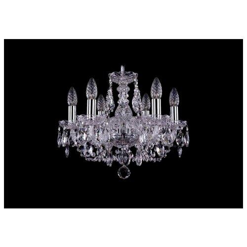 Фото - Люстра Bohemia Ivele Crystal 1406 1406/6/141/Ni, E14, 240 Вт люстра bohemia ivele crystal 1406 8 240 h 75 ni e14 320 вт