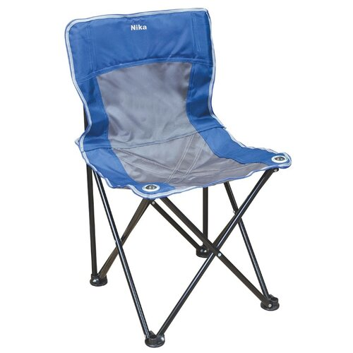 Стул Nika ПСП1 синий/серый стул nika премиум 2 синий серый
