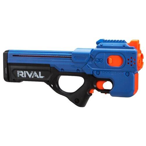 Фото - Бластер Nefr Rival Charger MXX-1200 (E8449) игрушечное оружие nerf rival бластер с шариками гелиос e3108121