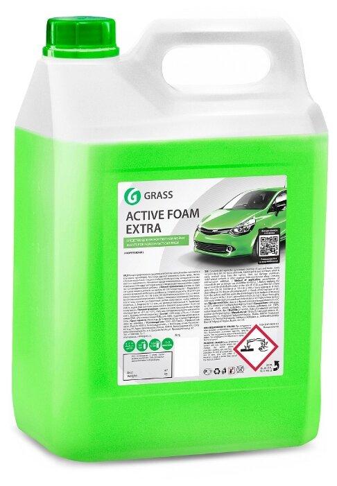 GraSS Активная пена для бесконтактной мойки Active Foam Extra