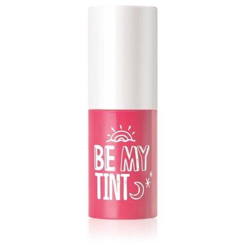Yadah тинт для губ Be My Tint, 01 wannabe pink yadah лак для губ be my lip lacquer 02 chili red