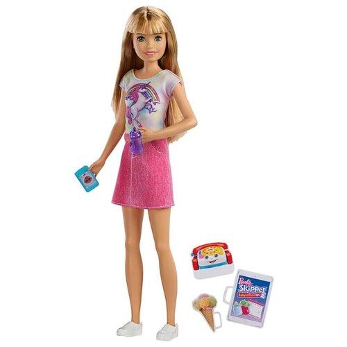 Купить Кукла Barbie Няня Скиппер, 28 см, FXG91, Куклы и пупсы