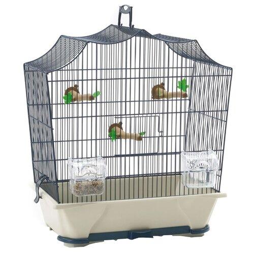 Клетка SAVIC Silvie 30 43х25х47см голубой