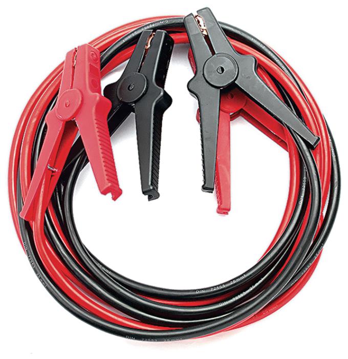 Пусковые провода Fubag SMART CABLE 320, 320А, 3 м