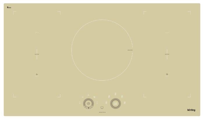 Индукционная варочная панель Korting HIB 95760