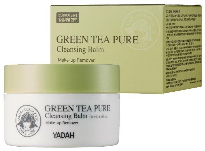 Yadah бальзам очищающий для лица с зеленым