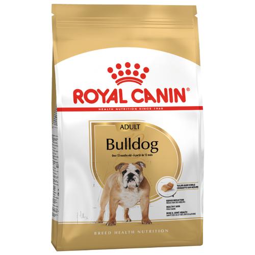 Корм для собак Royal Canin (12 кг) Bulldog AdultКорма для собак<br>