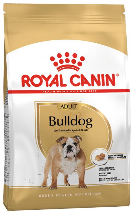 Корм для собак Royal Canin Bulldog Adult