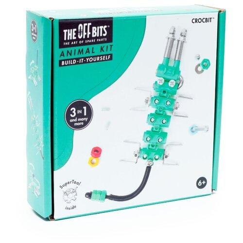 Купить Винтовой конструктор The Offbits Animal Kit AN0001 CrocBit, Конструкторы