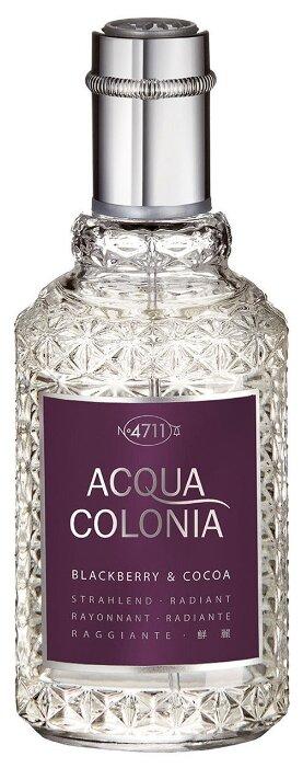 Одеколон 4711 Acqua Colonia Blackberry & Cocoa