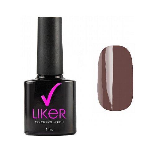 Купить Гель-лак для ногтей Runail Professional Liker, 9 мл, 4562