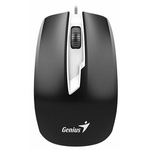 Фото - Мышь Genius DX-180 Black USB мышь genius dx 120 calm black usb