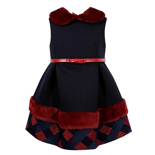 Платье Baby A. размер 92, синий