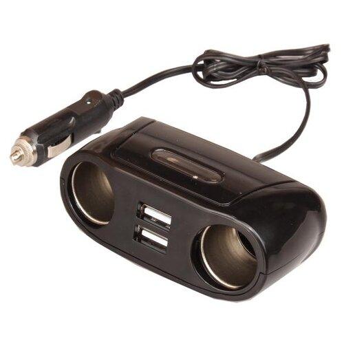 Разветвитель прикуривателя Skybear 532220 черный