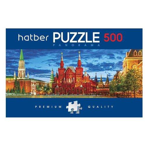 Купить Пазл Hatber Premium Панорама Красная площадь (500ПЗ2_19532), 500 дет., Пазлы