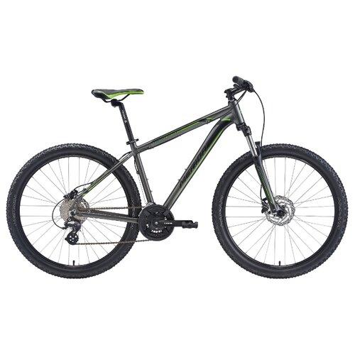 цена на Горный (MTB) велосипед Merida Big.Seven 15-D (2020) black/green L (требует финальной сборки)