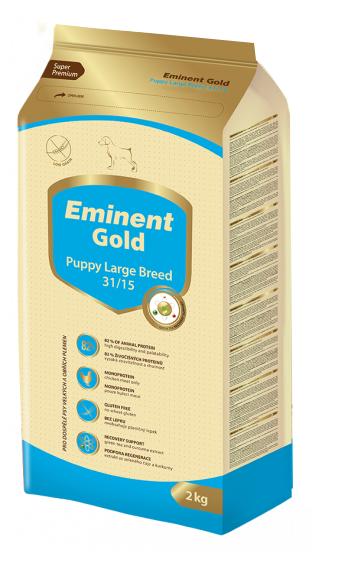 Корм для щенков Eminent 31/15 2 кг (для крупных пород)