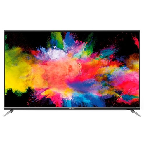Фото - Телевизор Hyundai H-LED55EU7000 55 (2019) черный телевизор