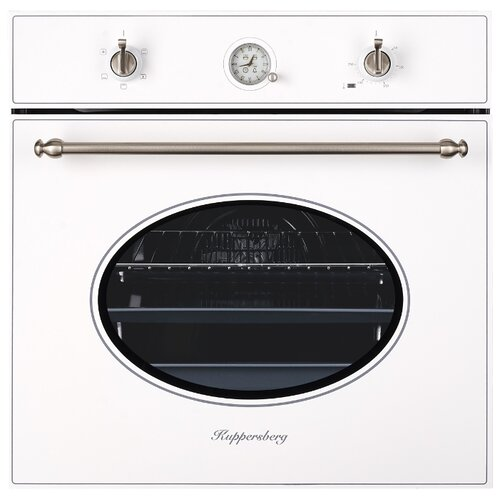 Электрический духовой шкаф Kuppersberg SR 605 W SILVER