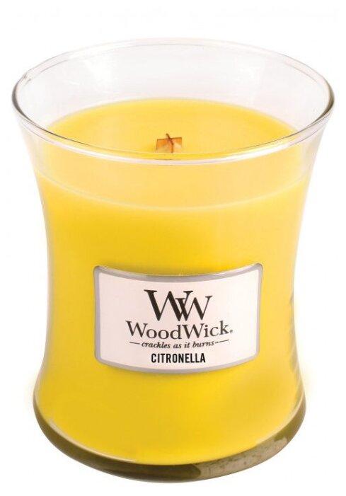 Свеча WoodWick Citronella (92077), средняя