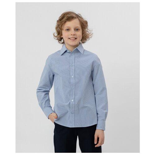 цена на Рубашка Button Blue размер 146, голубой