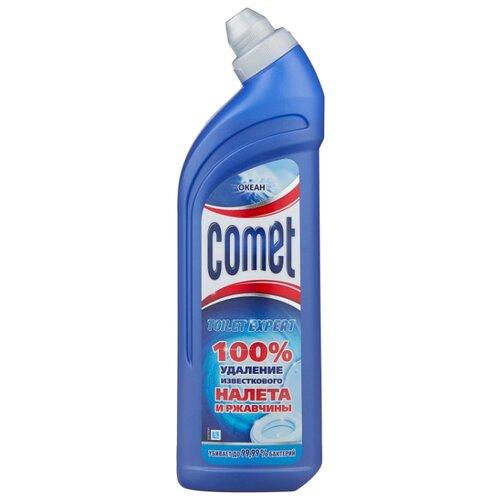 Comet гель для туалета Expert океан 0.75 л гель для туалета