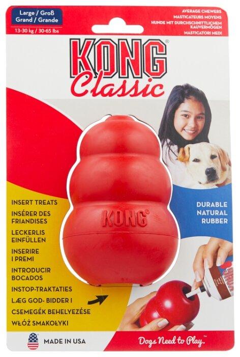 Игрушка для собак KONG Classic L (T1)