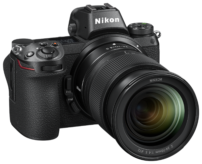 Цифровая фотокамера Nikon Z6 Kit Z 50mm f/1.8 S + переходник FTZ