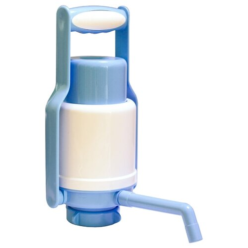 Помпа для воды Aqua Work Дельфин Эко Плюс голубой/белый