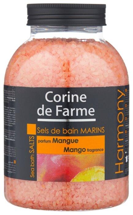 CORINE de FARME Морская соль для ванн
