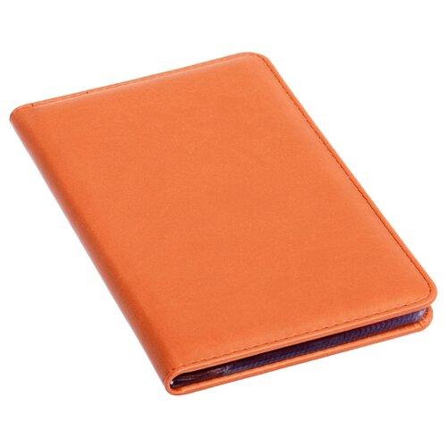 Визитница molti Brand, оранжевый