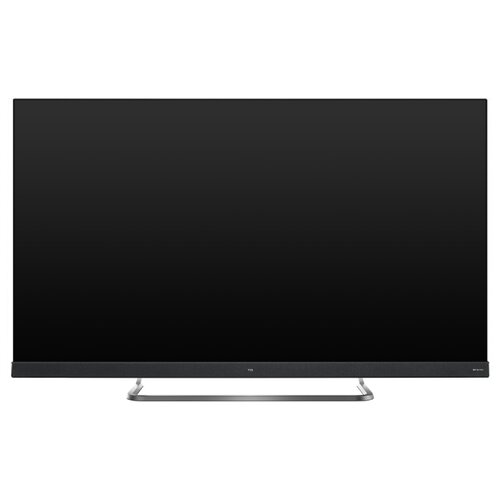 Телевизор TCL L65C8US 65 (2019) черный 4k uhd телевизор tcl l 65 p6us metal серебристый