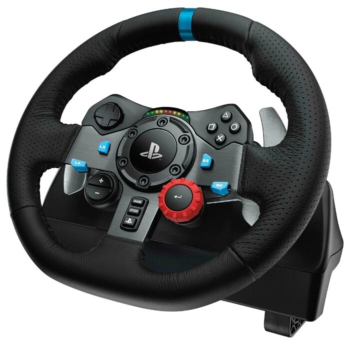 Руль Logitech Driving Force G29 (PS4)