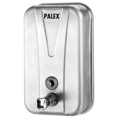 Дозатор для жидкого мыла Palex 3804-1 хром