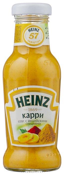 Соус Heinz Карри, 250 мл
