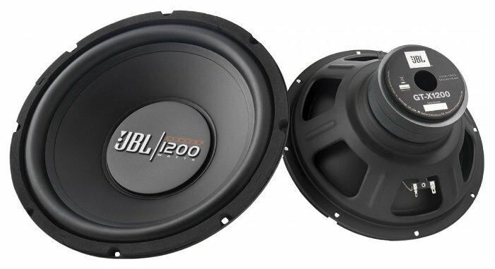 Автомобильный сабвуфер JBL GT-X1200 фото 1